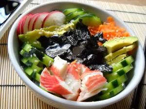 Sushi Bowl 2