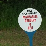 Second Hole - Manzanita Golf Tournament Fundraiser
